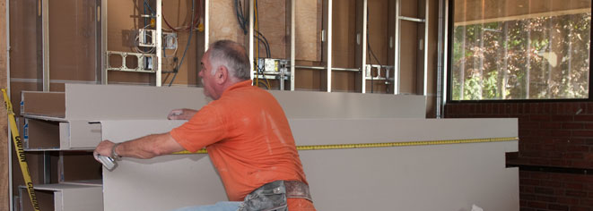 Custom Drywall for Your Needs
